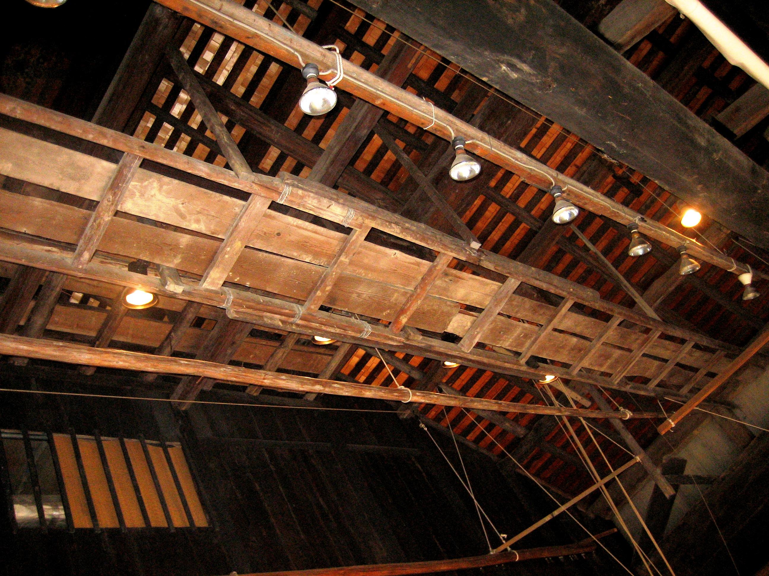 夜の民家園と船越の舞台 006