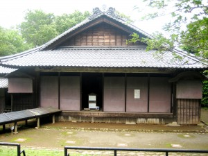 20120620生田緑地日本民家園 044