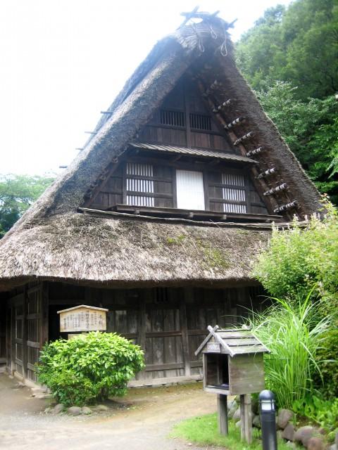 20120620生田緑地日本民家園 025