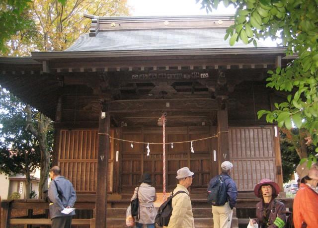 黒川村を歩く 20121118 045