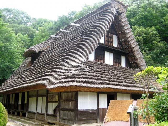 20120620生田緑地日本民家園 020