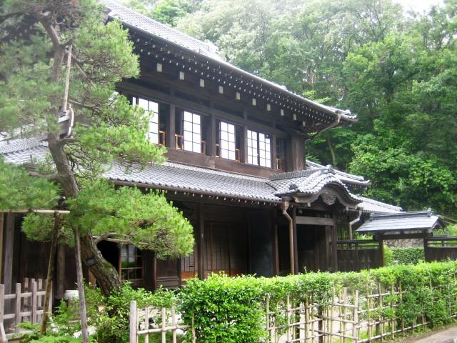 20120620生田緑地日本民家園 056