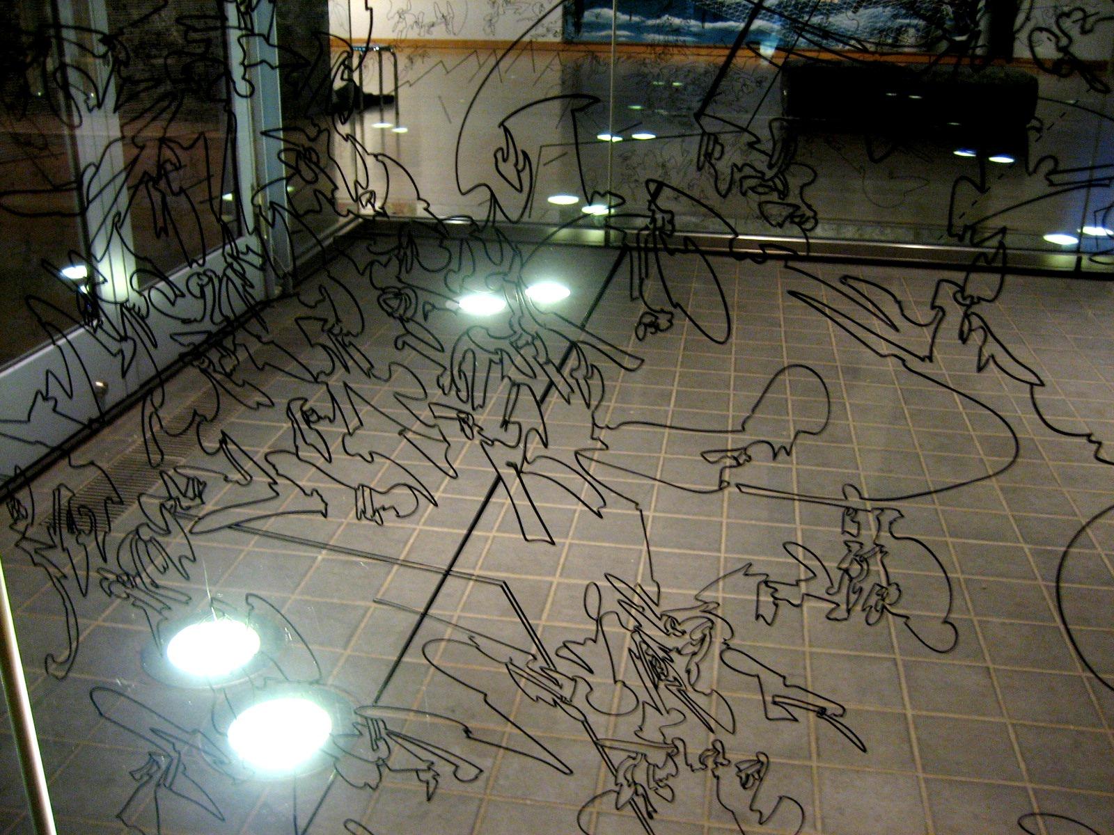 太郎美術館(現代美術展) 094