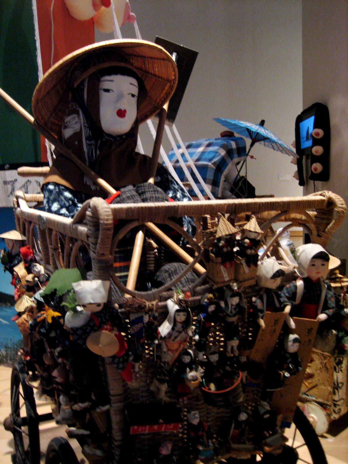 太郎美術館(現代美術展) 086