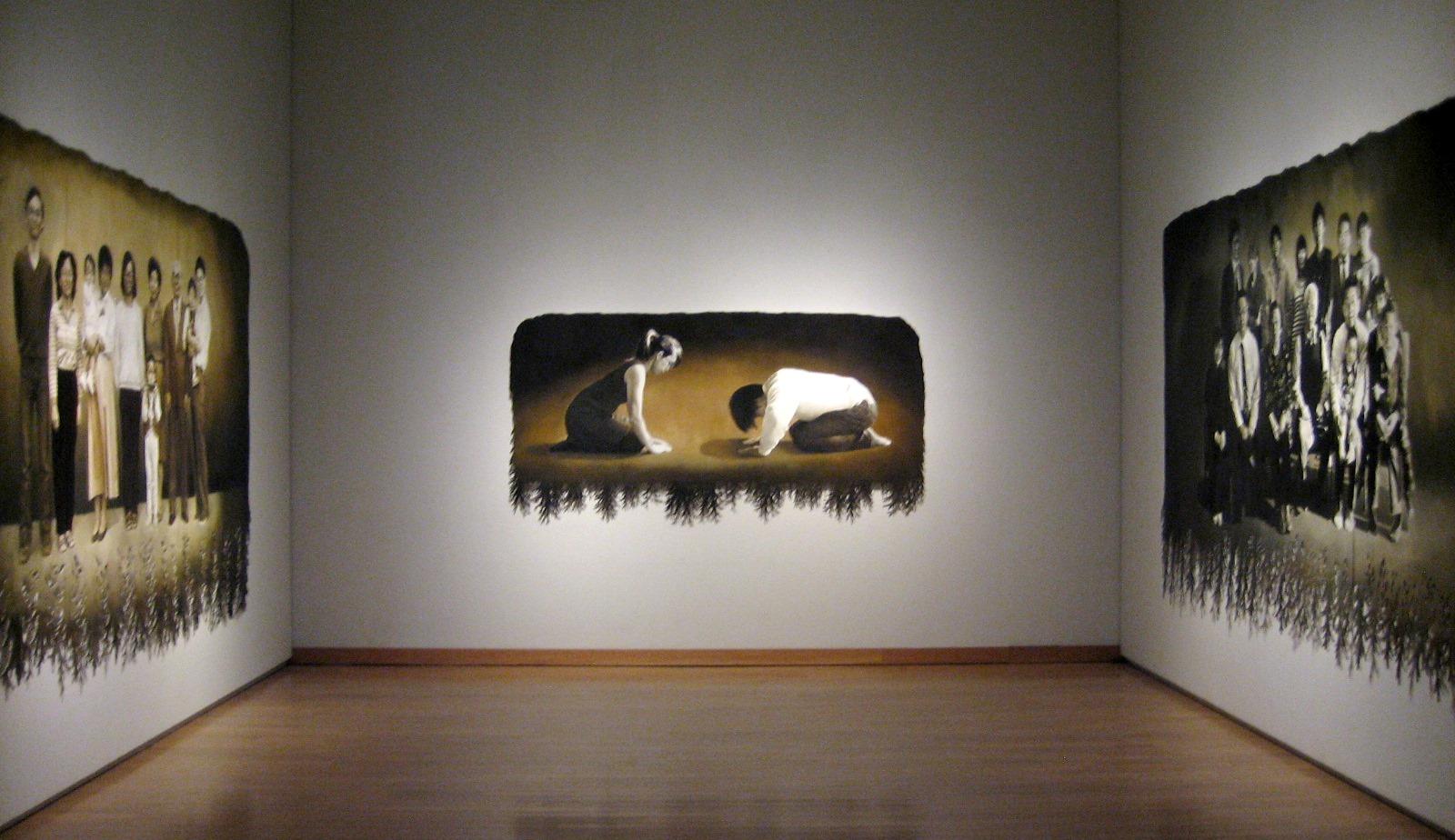 太郎美術館(現代美術展) 093