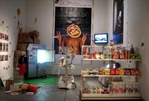 太郎美術館(現代美術展) 057