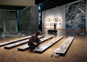 太郎美術館(現代美術展) 099